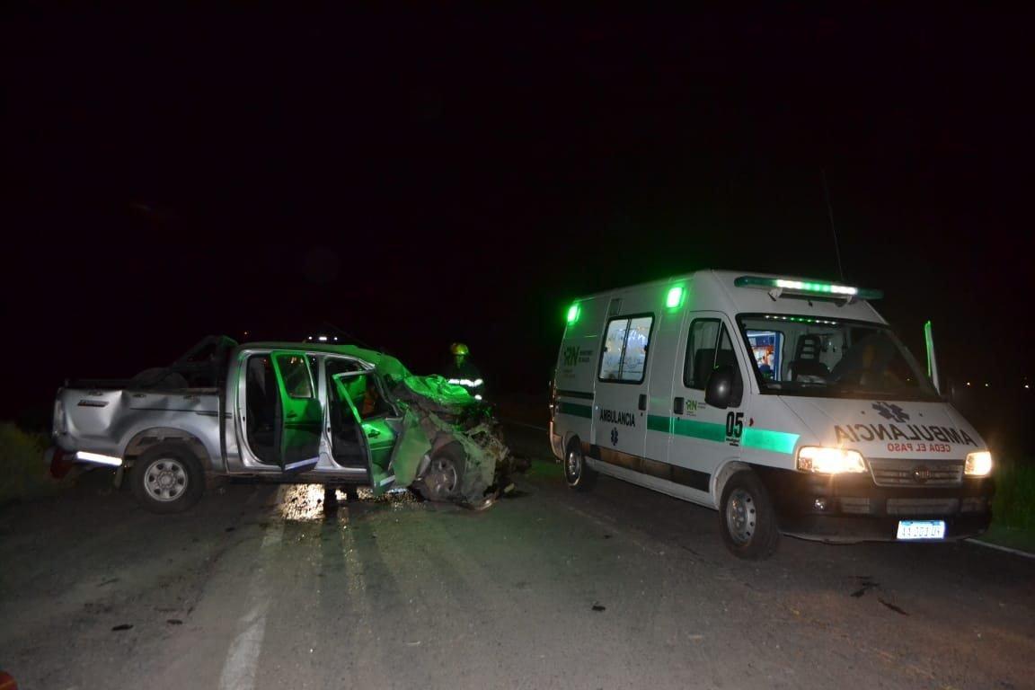 Catriel25Noticias.com IMG-20190114-WA0001 Ruta 151. Accidente fatal. Un muerto Destacadas NACIONALES