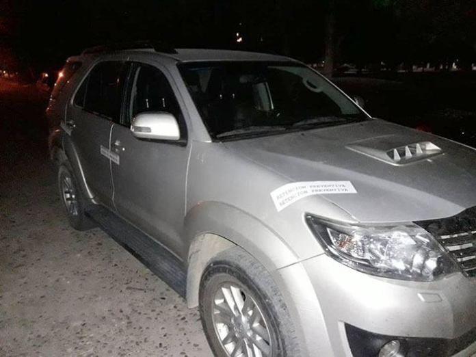 Catriel25Noticias.com bravo-toyota Ex Intendente Bravo se resistió a un control e intentó huir Destacadas NACIONALES