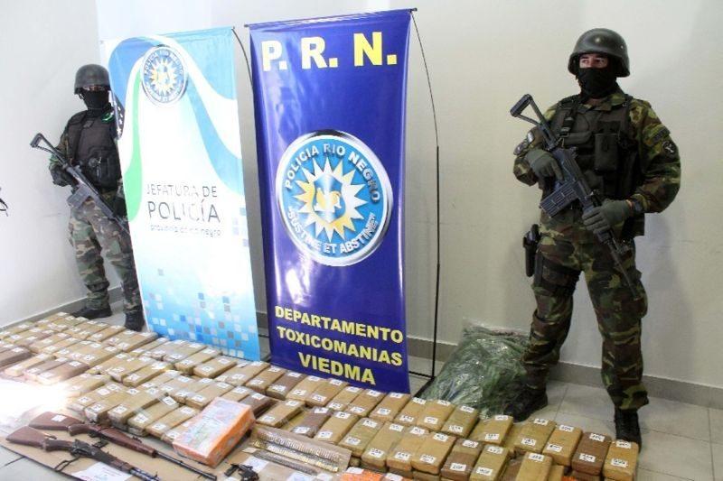 Catriel25Noticias.com drogas-rn Río Negro. Aumentó un 60% las denuncias por drogas Destacadas PROVINCIALES