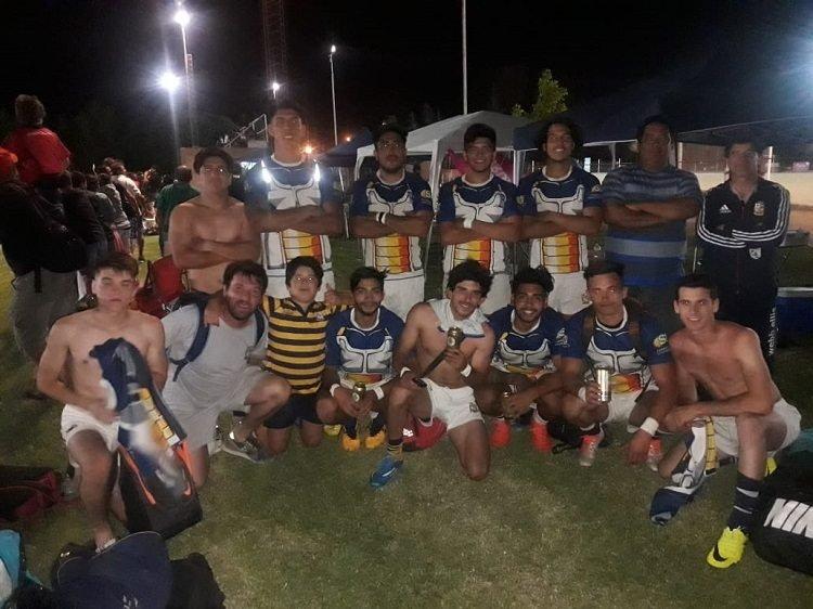 """Catriel25Noticias.com guerreros-Z Seven del Reencuentro: """"Guerreros Z"""" de Catriel se quedó con la Copa de Plata DEPORTES"""