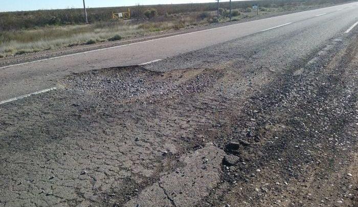Catriel25Noticias.com ruta-151-puelen1 La Pampa: Un millón de pesos para la ruta 151 NACIONALES