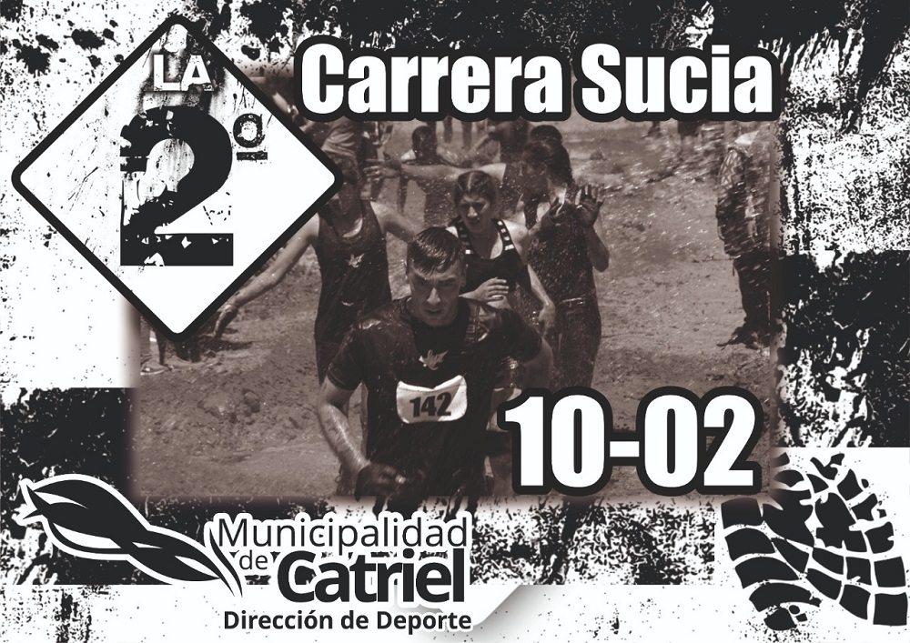 Catriel25Noticias.com 8da7886f-c949-45f6-8f4c-854bbf9a27de Cuenta regresiva para la 2º Carrera Sucia DEPORTES