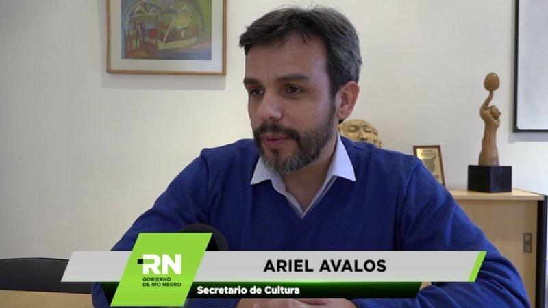 Catriel25Noticias.com avalos-cultura-rn El Secretario de Cultura de Río Negro visitó Catriel CULTURA Destacadas LOCALES