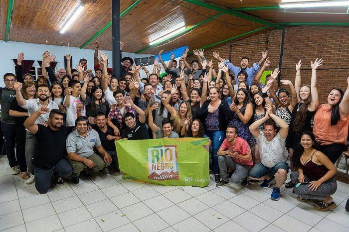 Catriel25Noticias.com cosquin-RN Rionegrinos en el Festival mayor del Folclore Nacional PROVINCIALES