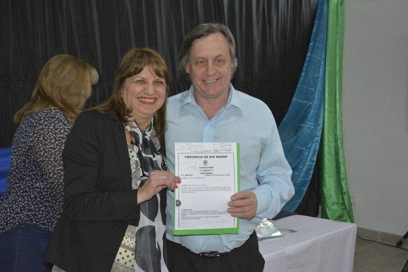 """Catriel25Noticias.com johnston-germanier #Río Negro elige 2.019. Johnston candidato a diputado: """"Me verán gestionando siempre"""".. Destacadas PROVINCIALES"""