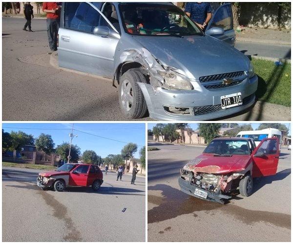 Catriel25Noticias.com page-1 Accidente de tránsito. Una mujer herida LOCALES