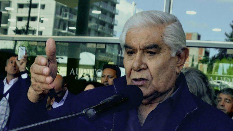 """Catriel25Noticias.com pereyra-2018-3 Ante posibles despidos petroleros, Pereyra dijo que peligran acuerdos por """"Vaca Muerta"""" Destacadas NACIONALES"""