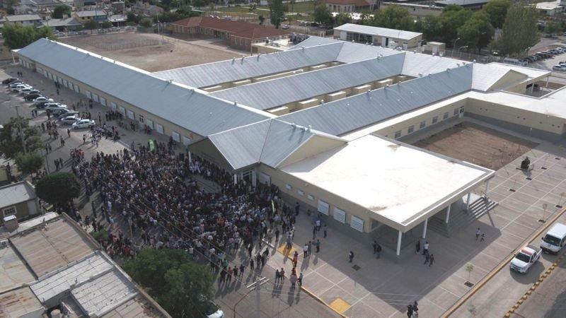 Catriel25Noticias.com Hospital-de-Allen-1 Allen. Inauguraron el nuevo hospital PROVINCIALES