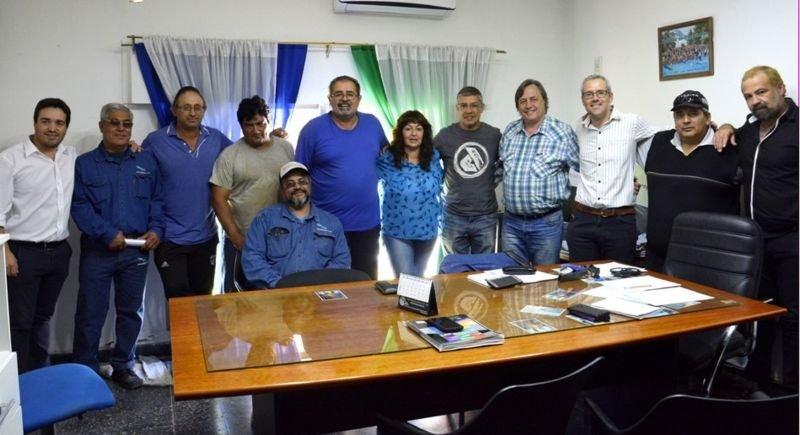Catriel25Noticias.com catriel-paritarias Catriel. Municipio acordó con gremios en paritarias Destacadas LOCALES