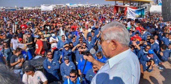 Catriel25Noticias.com pereyra-fracking Petroleros salieron al cruce de Soria por el fracking y lo invitaron a debatir públicamente Destacadas NACIONALES