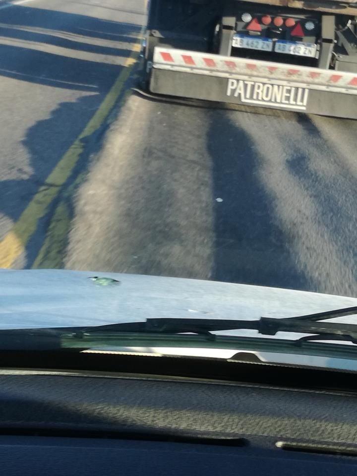 """Catriel25Noticias.com ruta-151-rota El peligro de circular por las rutas con los """"camiones del frácking"""" Destacadas NACIONALES"""
