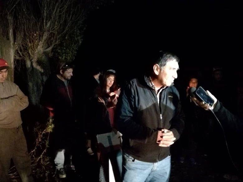 """Catriel25Noticias.com PEÑAS-BLANCAS-RIVERO-484x363 Luego del trágico accidente, Peñas Blancas se movilizó y reclamó """"vivir mejor"""" Destacadas PROVINCIALES"""