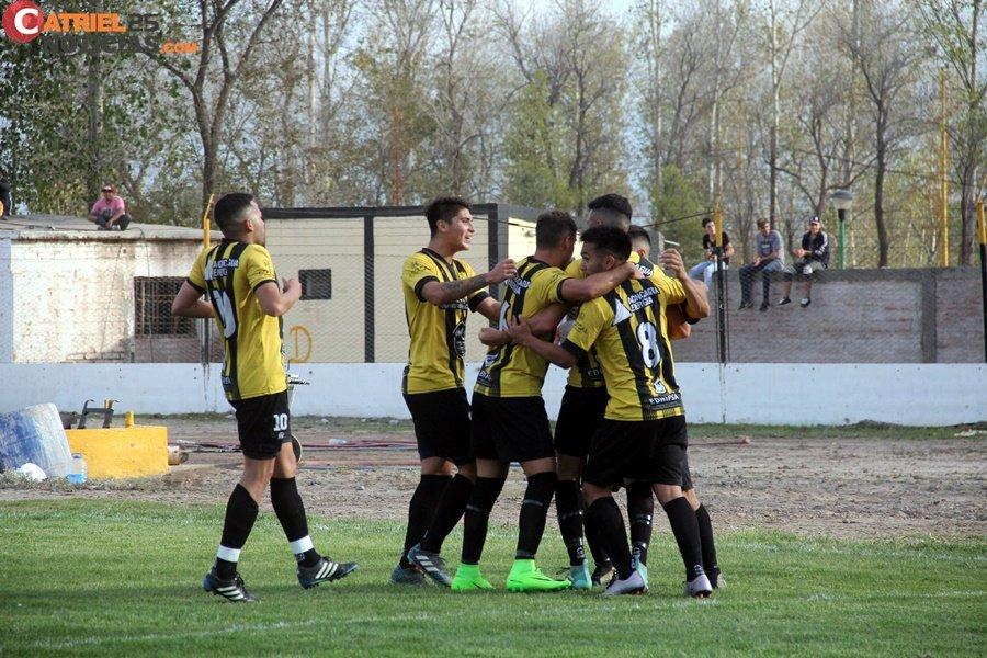 Catriel25Noticias.com depo-festejo-gol18 Liga Confluencia: Se sorteará el fixture y la cantidad de goles tendrá validez DEPORTES