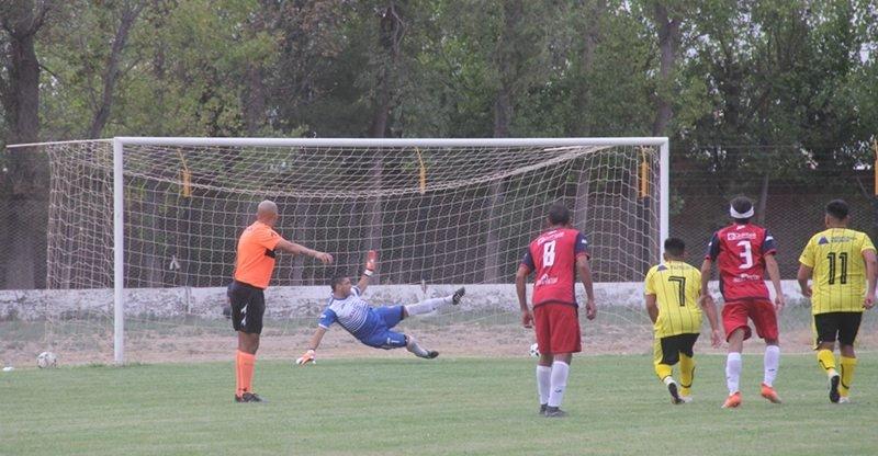 Catriel25Noticias.com depo-independiente-2019 Torneo Amateur: La Depo dejó pasar su chance y empató frente a Independiente DEPORTES Destacadas