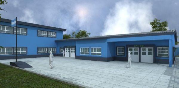 Catriel25Noticias.com esc-204-proyecto1 Catriel. La ampliación de la Escuela 204 cada vez más cerca Destacadas LOCALES
