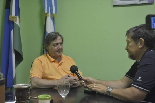 """Catriel25Noticias.com johnston-nota-miguel-545x363 Entrevista a Carlos Johnston. """"Es un honor representar a Catriel en la provincia"""" Destacadas PROVINCIALES"""
