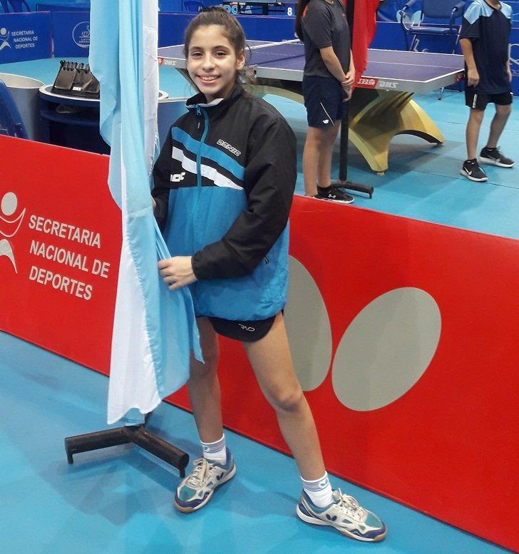 Catriel25Noticias.com manu-tenis-mundial Tenis de Mesa: Manu Pereyra confirmada al Seleccionado y gira por 4 países DEPORTES