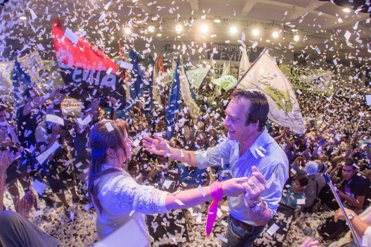 Catriel25Noticias.com soria-odarda3 #Río Negro elige 2.019. Soria y Odarda lanzaron campaña hacia la gobernación Destacadas PROVINCIALES