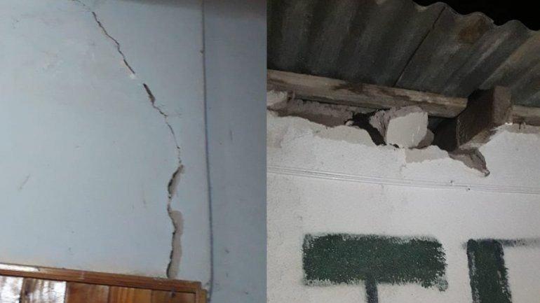 Catriel25Noticias.com 0003513759 Un sismo alteró la madrugada neuquina Destacadas NACIONALES
