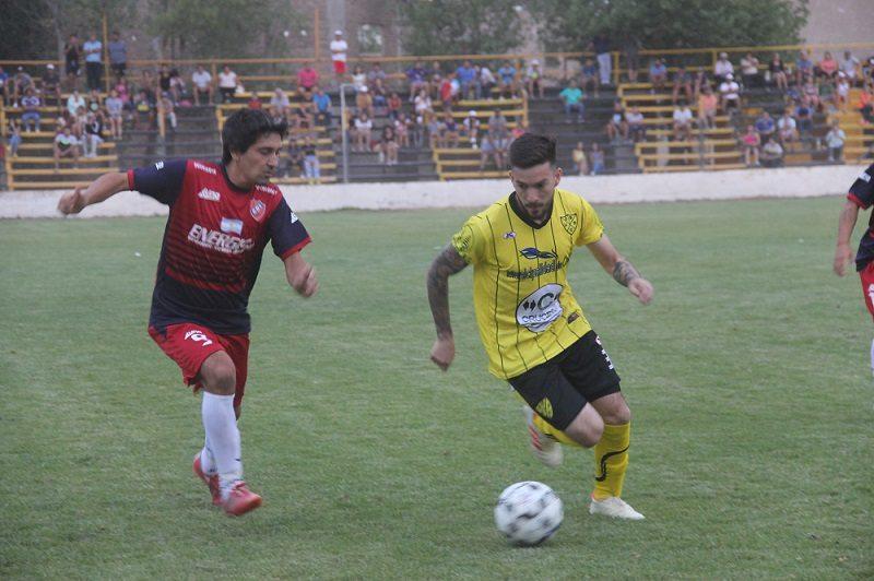Catriel25Noticias.com depo-indep-1515 Torneo Federal B: La Depo cayó frente a Independiente DEPORTES