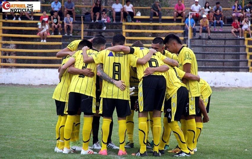 Catriel25Noticias.com depo-independiente-19-3 Torneo Federal B: La UDC va por Independiente intentando mantenerse en la cima DEPORTES