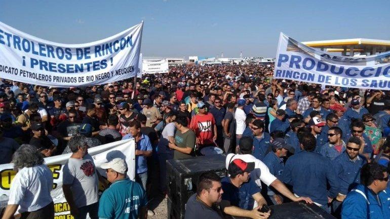 Catriel25Noticias.com 0003468563 Conflicto petrolero: Dictaron la conciliación obligatoria NACIONALES