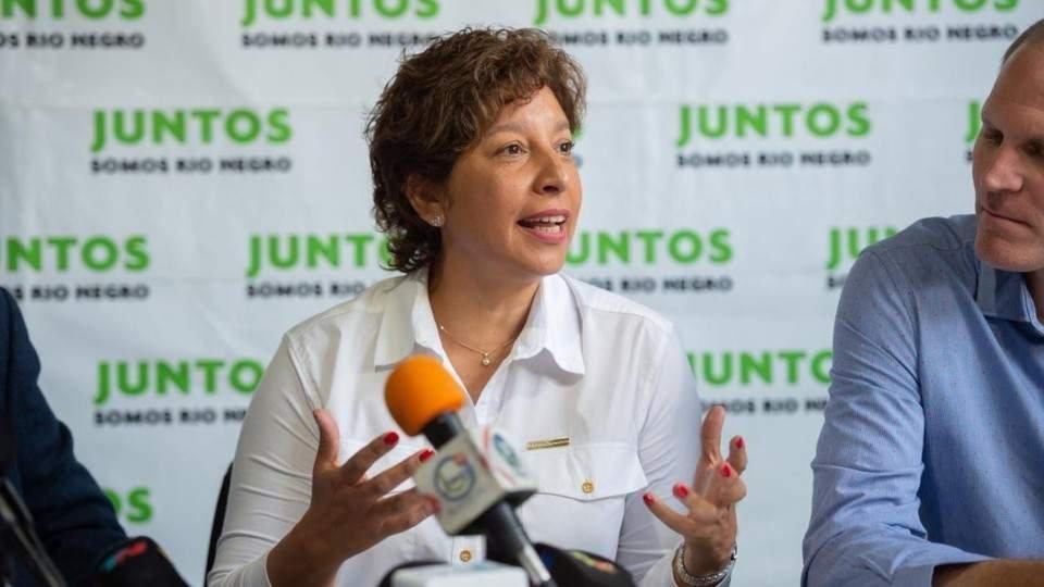 """Catriel25Noticias.com arabela Arabela Carreras:  """"Vamos a mantener las regalías eso le ha permitido a Catriel crecer"""" Destacadas LOCALES"""