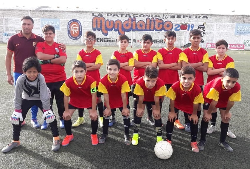 Catriel25Noticias.com caciques-catriel19 Los Caciques arrancaron con una goleada en el Torneo Naranjito 2019 DEPORTES