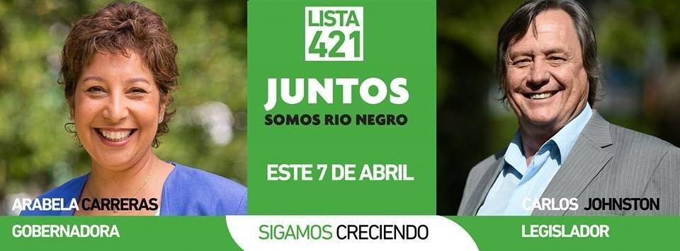 """Catriel25Noticias.com juntos-boleta-744x275 Elecciones 2.019. Johnston: """"Votemos por más obras para Catriel y Río Negro"""" Destacadas LOCALES"""