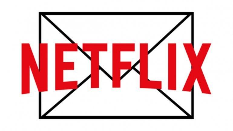 Catriel25Noticias.com netflix Alerta por falsos e-mails de Netflix que roban datos de las tarjetas de crédito NACIONALES SOCIEDAD