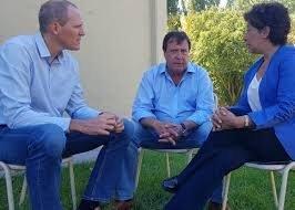 """Catriel25Noticias.com palmieri-were-arabela Elecciones 2.019. Johnston: """"Votemos por más obras para Catriel y Río Negro"""" Destacadas LOCALES"""