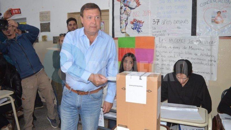 """Catriel25Noticias.com were-vota-2019 Votó Weretilneck """"Mi ausencia en las boletas no impactará en el resultado electoral"""" Destacadas PROVINCIALES"""