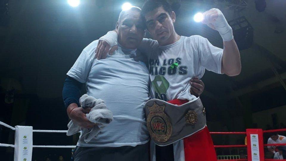 """Catriel25Noticias.com 60312125_2219858584758678_3289369659341537280_n Guido """"maravilla"""" Gómez piso fuerte en el sur y se consagró Campeón Argentino DEPORTES"""