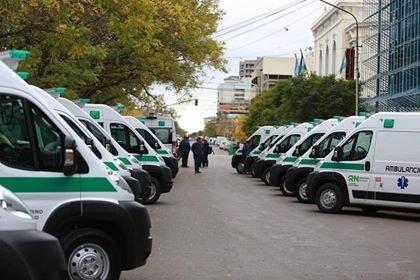 Catriel25Noticias.com ambulancias-rio-negro Hospital Catriel. Ambulancia nueva y servicios de salud para Peñas Blancas y Valle Verde Destacadas LOCALES