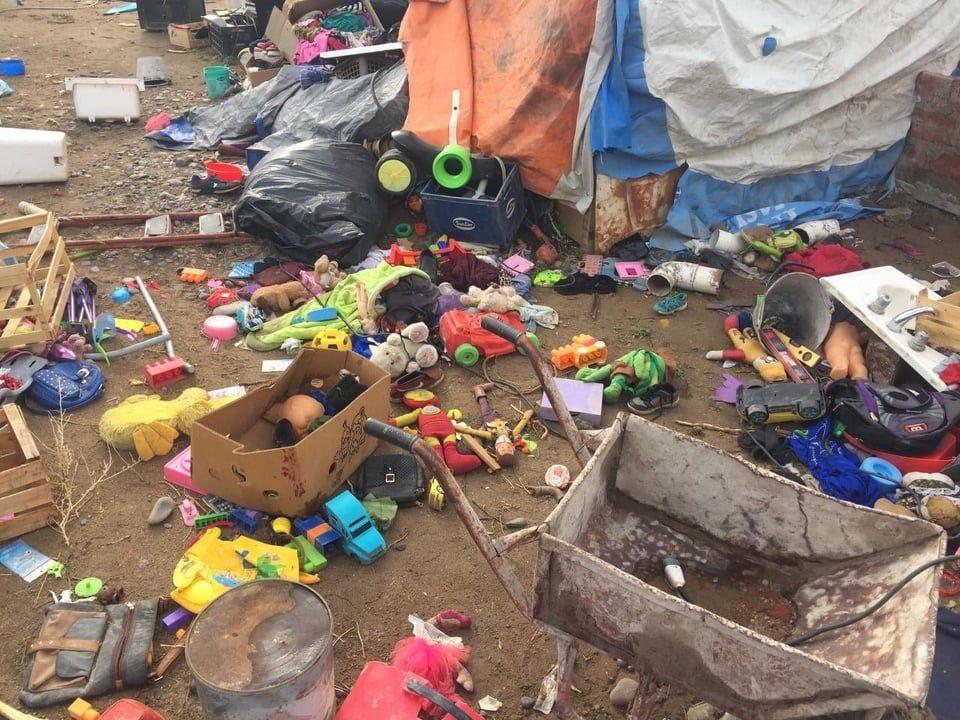 Catriel25Noticias.com casa-precaria-preiss-1-484x363 El Catriel que duele. El viento y la lluvia la dejaron sin casa Destacadas LOCALES