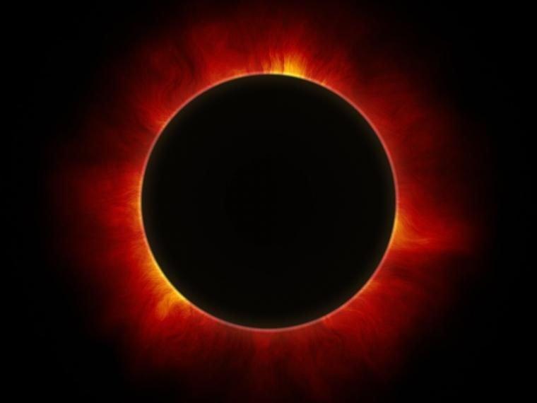 Catriel25Noticias.com eclipse-solar2 Eclipse solar podrá verse de forma privilegiada desde una provincia argentina NACIONALES SOCIEDAD