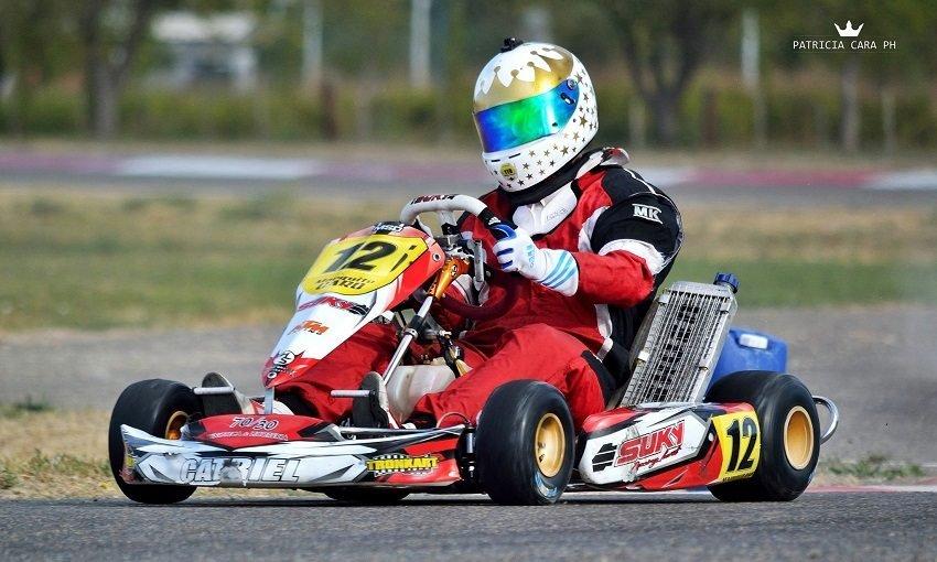 Catriel25Noticias.com marco-caro Karting: El Caja 11 vuelve a Fernández Oro con varios Catrielenses en acción DEPORTES