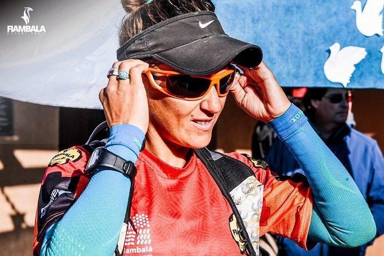 Catriel25Noticias.com nataly-mardones Nataly Mardones competirá en el Desert Trail de Fiambalá DEPORTES