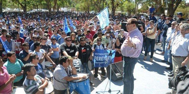 Catriel25Noticias.com pereyra-asamblea Paritaria petrolera: este viernes tratan la pauta salarial del 2019 Destacadas NACIONALES