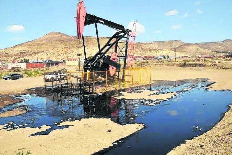 Catriel25Noticias.com petroleo-derrame Tecnología Rionegrina para remediar aguas contaminadas con hidrocarburos NACIONALES SOCIEDAD