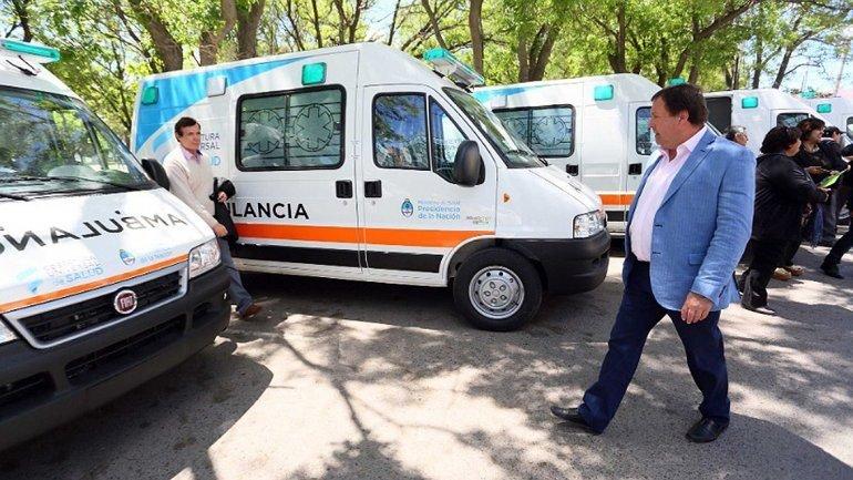 Catriel25Noticias.com were-ambulancias Río Negro incorpora ambulancias en todos sus hospitales. (Video) Destacadas PROVINCIALES