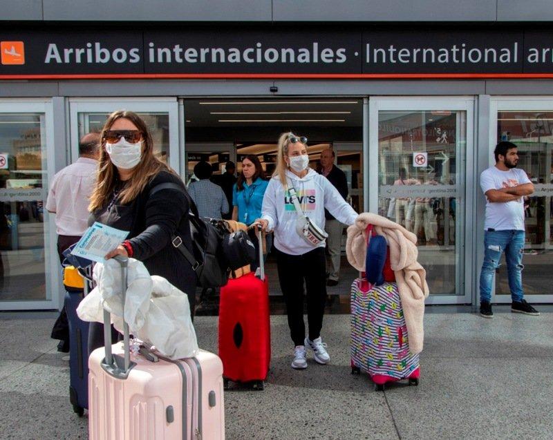 Hay 14 nuevos casos de coronavirus en el país y suman 79 los afectados