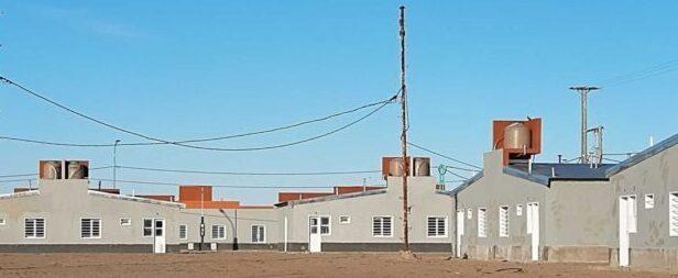 Listado de pre-adjudicatarios barrio 60 viviendas IIPV Catriel