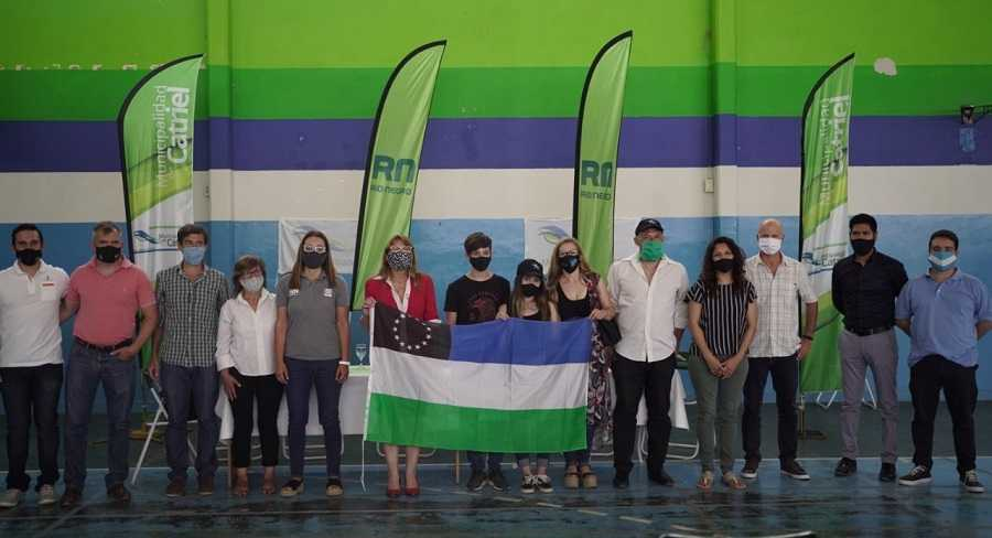 Tenis de Mesa-Gobierno y Vista Oil sponsorean a deportista Catrielense