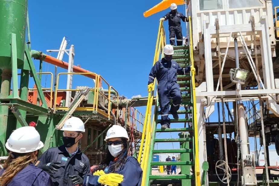 """Nueva operación convencional de """"Vista Oil"""" en Medanito generará puestos de trabajo"""