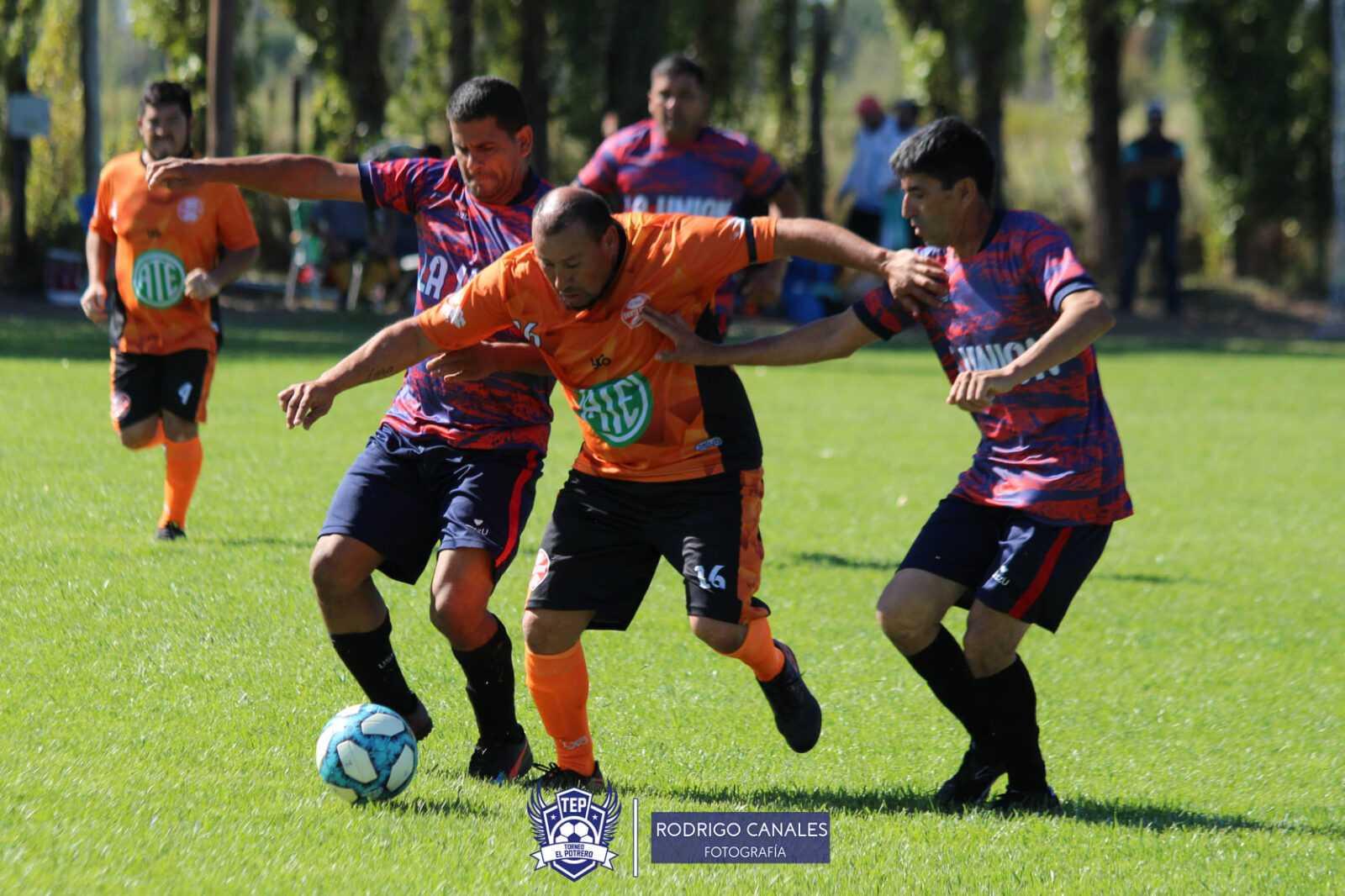 Liga Potrero Futbol: Tras la 10° fecha Independiente tomó el liderazgo