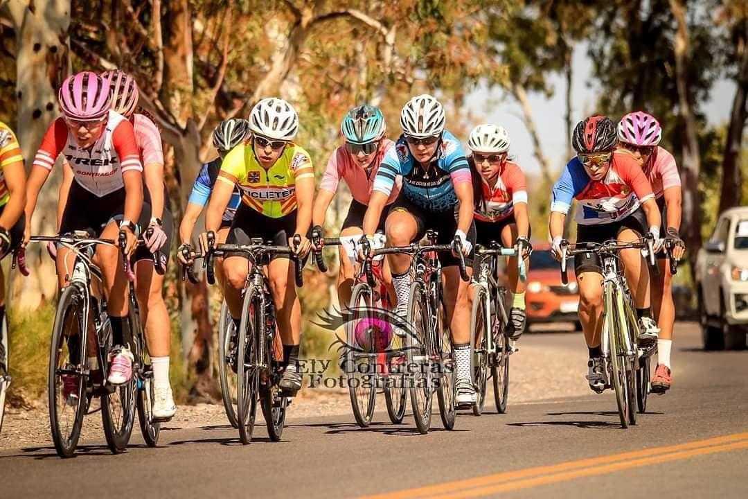 """Ciclismo-""""Ellas"""" tuvieron su Gran fondo Del Valle con protagonistas de Catriel y 25 de Mayo"""