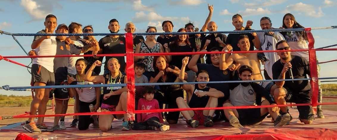 Lo mejor del Kick Boxing regional pasó con éxito por Catriel
