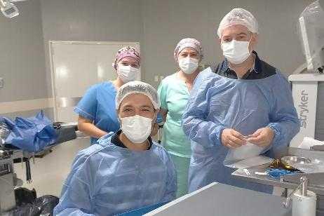 El Hospital de Catriel jerarquiza la atención oftalmológica a la comunidad
