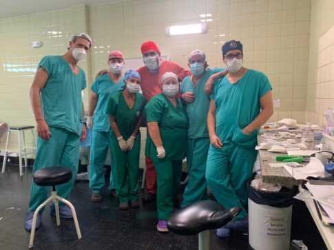Realizan en la región una cirugía de reasignación genital
